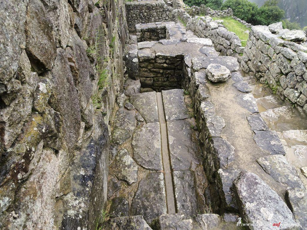 Peru, Inka Ruine