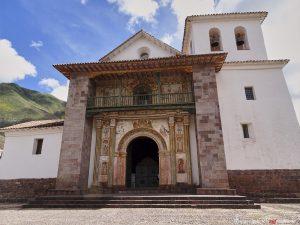 Andahuailillas, Peru