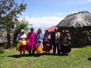 Peru, traditional clothing