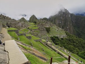 Peru with Machu Picchu