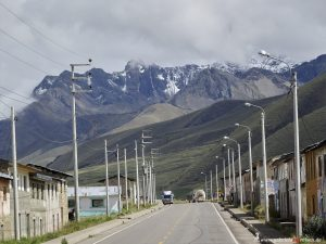 Peru, Andes