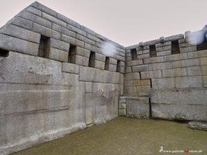 Peru, lnca temple