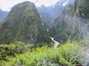 Peru, Straße nach Machu Picchu
