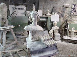 Alabaster handcrafted