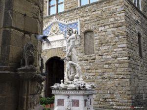Florenz, Herkules und Cacus