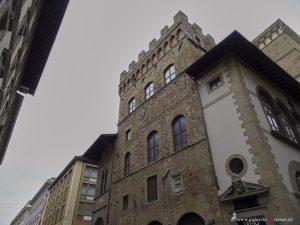 altes Haus in Florenz