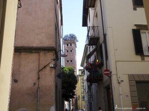 Lucca mit Turm