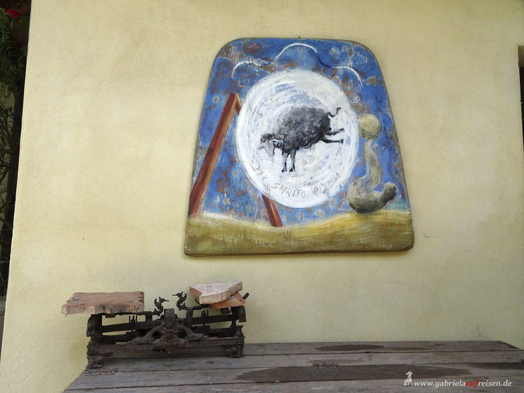 Antiquität in der Toskana