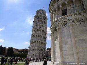 Toskana, Pisa
