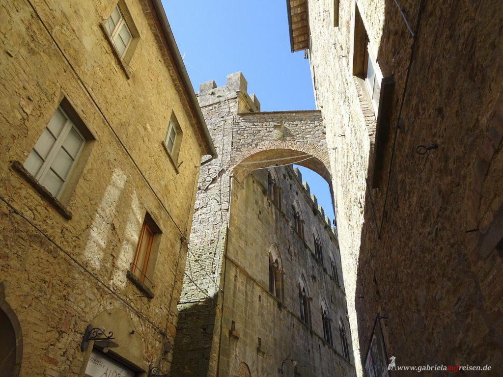 Volterra, Italien