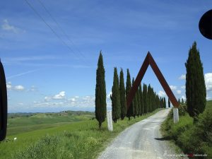 art in Tuscany