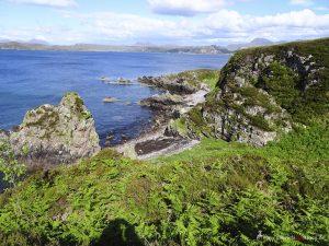 Schottland, Gruinard Bay
