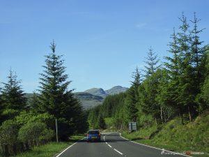Schottland, byway