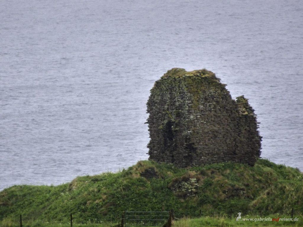 schottische Ruinen