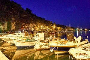 Nacht in Paxos