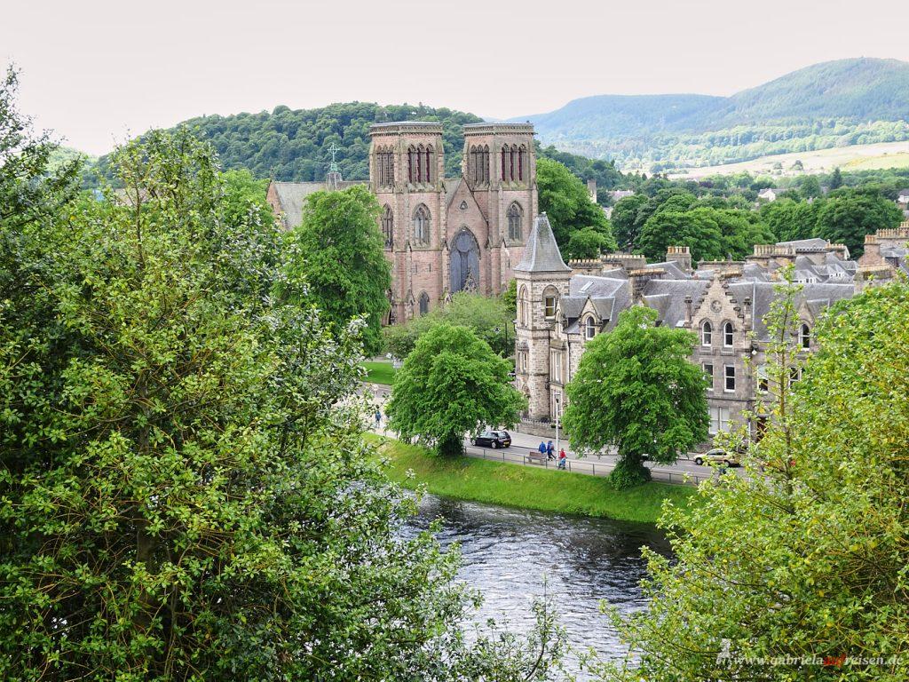 Kirche in Inverness
