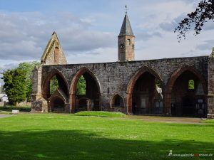 old church in Fortrose