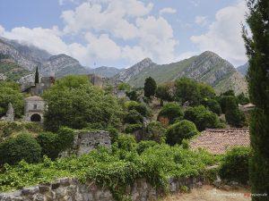 Berge Montenegros