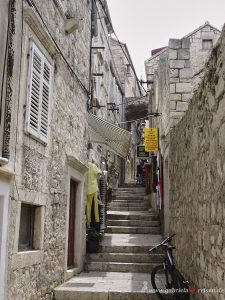 old town of Korcula