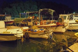 boats in Paxos