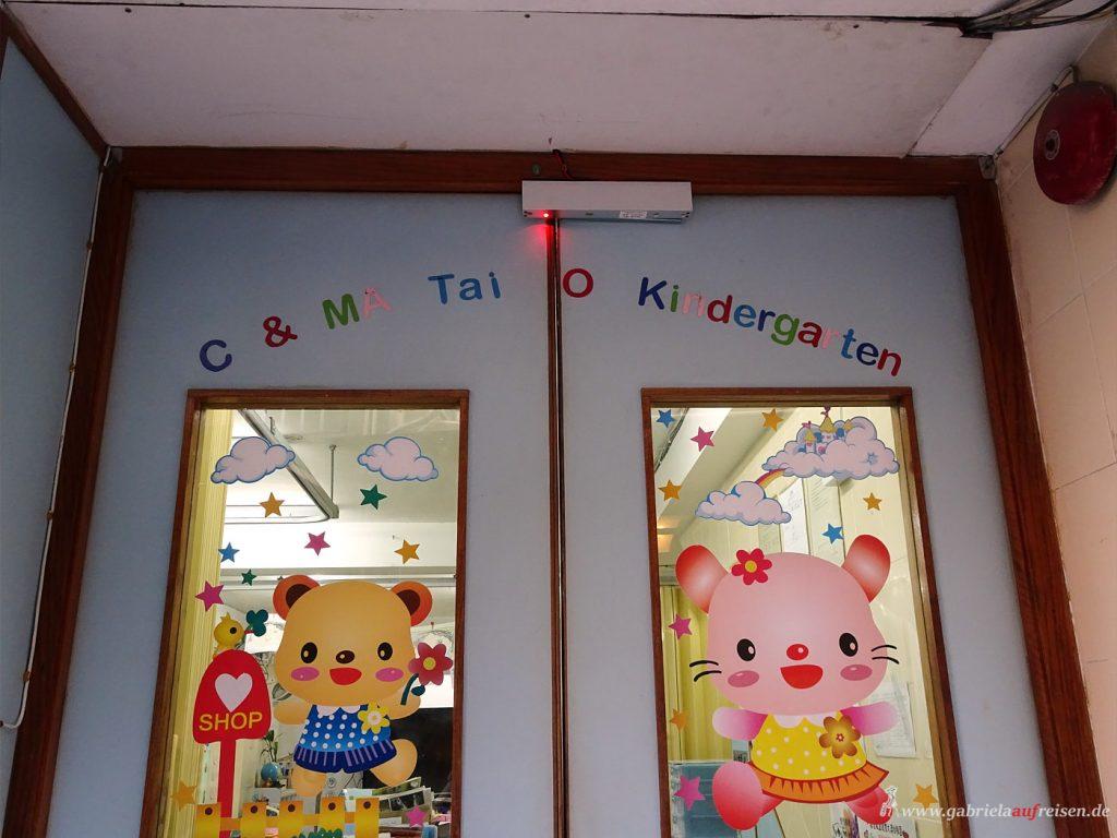 Kindergarten auf Lantau