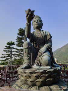 beim großen Buddha