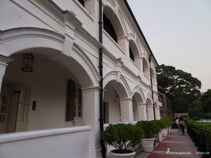 Hotel on Lantau Island