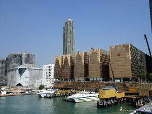 Hotel in Hongkong