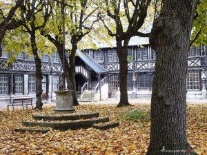 Kloster in Rouen