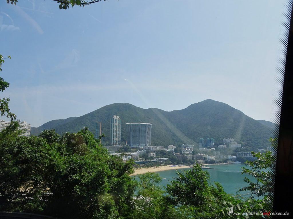 Strände in Hongkong