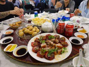 teraditional dish of Hong Kong