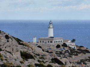 Landsend auf Mallorca