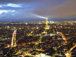 Lichter in Paris
