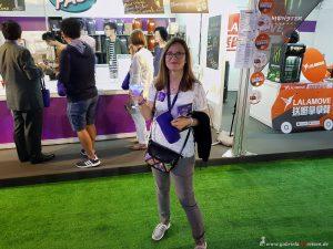 Festival in Hongkong