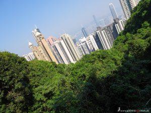 Hongkong von oben