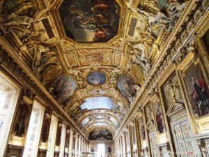 Bilder im Louvre
