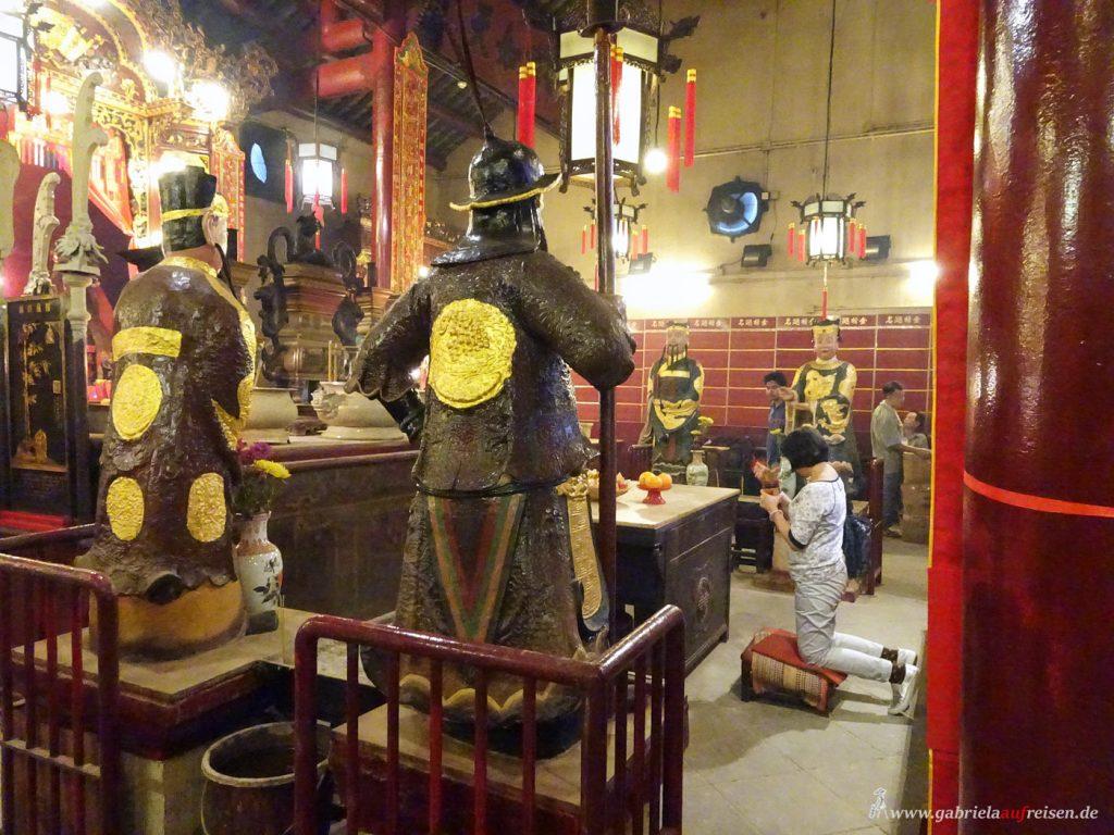 Buddhistischer Tempel in Hongkong