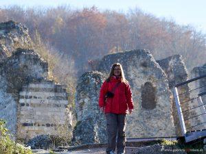 ruins of castle Gaillard