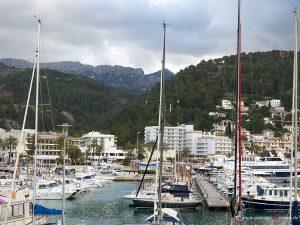 marina of Puerto Soller