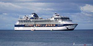 Punta Arenas harbor