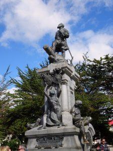 Chile, Punta Arenas
