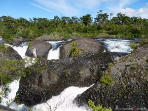 Chile, Nationalpark Petrohue