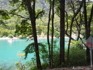 Chile, Emerald Lake