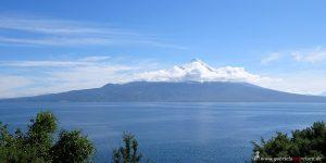 Chile, vulcano Osorno