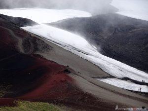 Chile, Vulkan