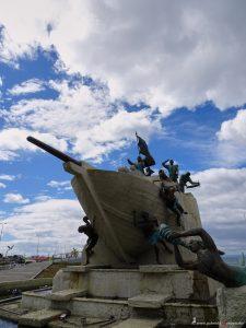 sailors monument