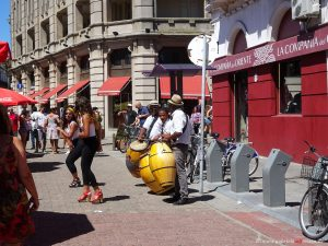 street band in Uruguay