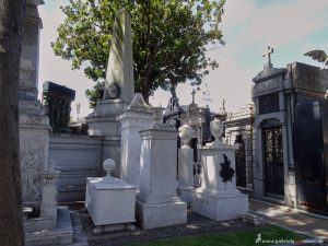 graves in Buenos Aires