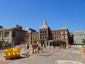 in Pretoria