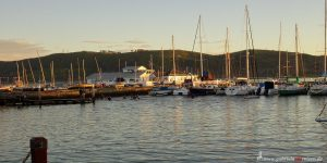 harbour of Knysna